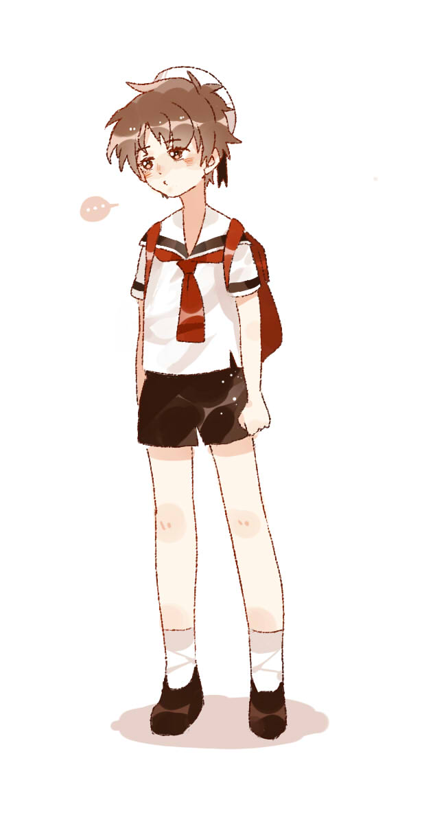 Tags: Anime, Pixiv Id 10463051, Cardcaptor Sakura, Li Syaoran, Fanart From Pixiv, Pixiv, Fanart