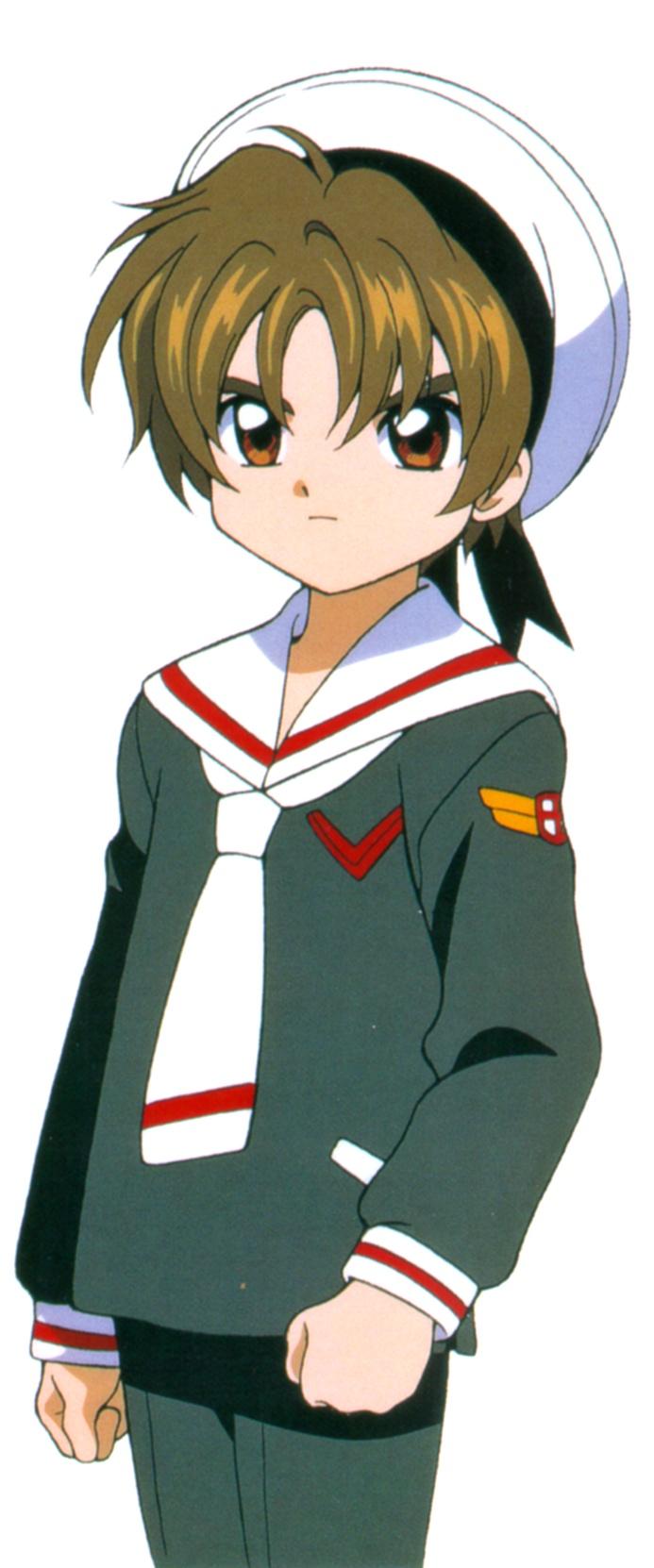 Image result for syaoran li cardcaptor sakura