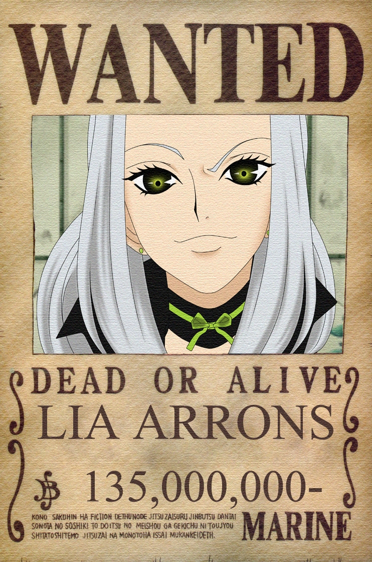 Wanted Poster Page 2 Of 7 Zerochan Anime Image Board