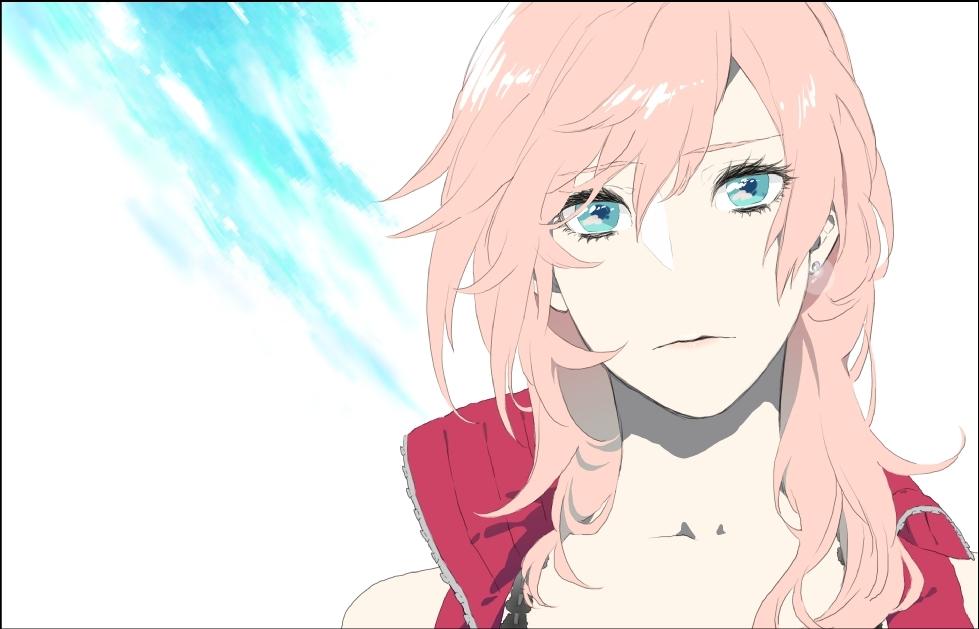 Lightning Farron Final Fantasy Xiii Zerochan Anime Image