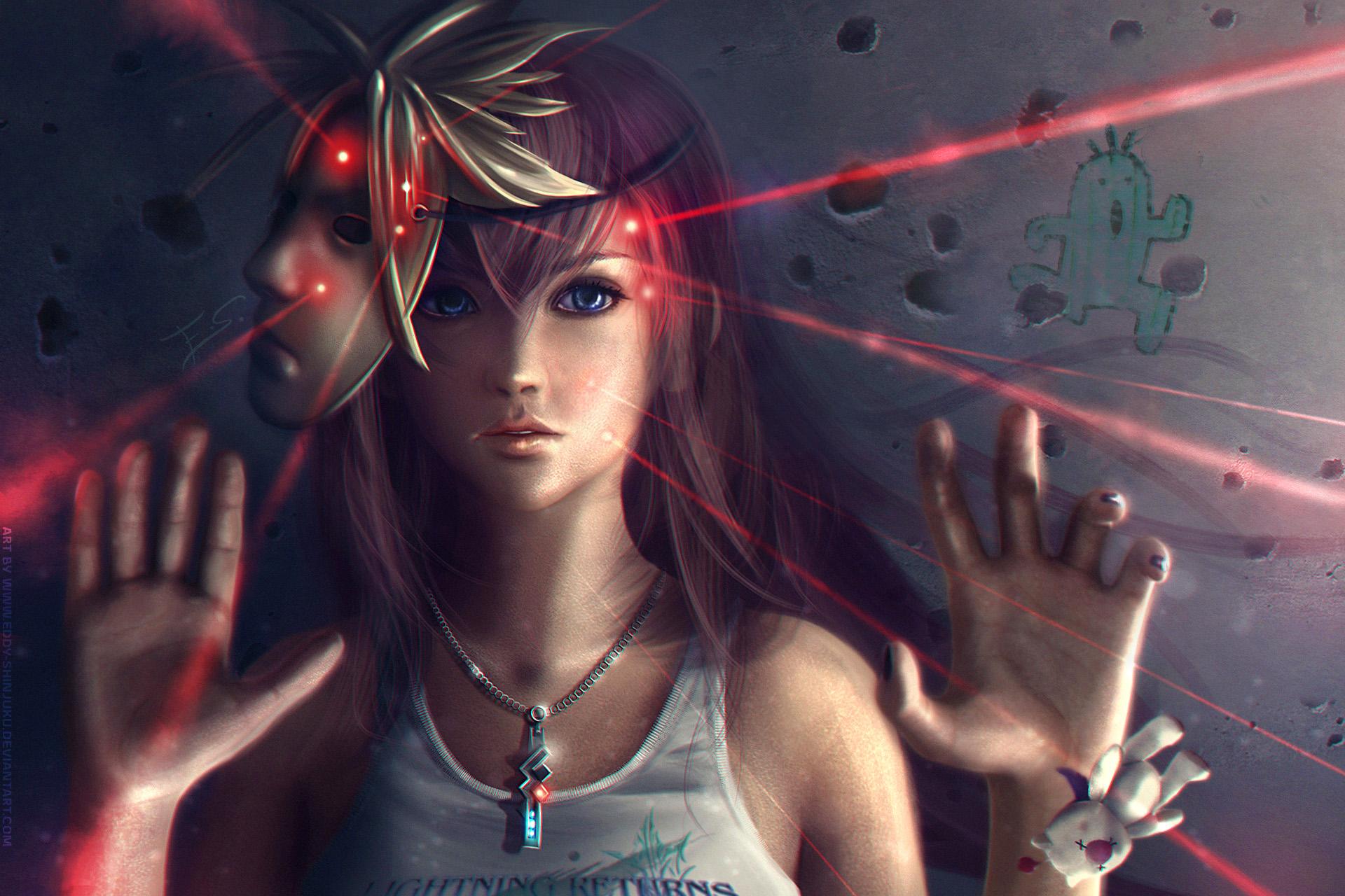 Lightning Farron Final Fantasy Xiii Image 1633490
