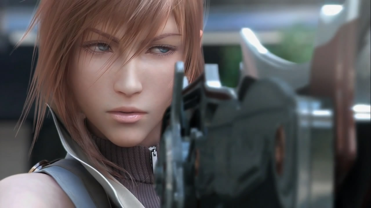 Final fantasy xiii serah sell out 1 3d - 1 part 3