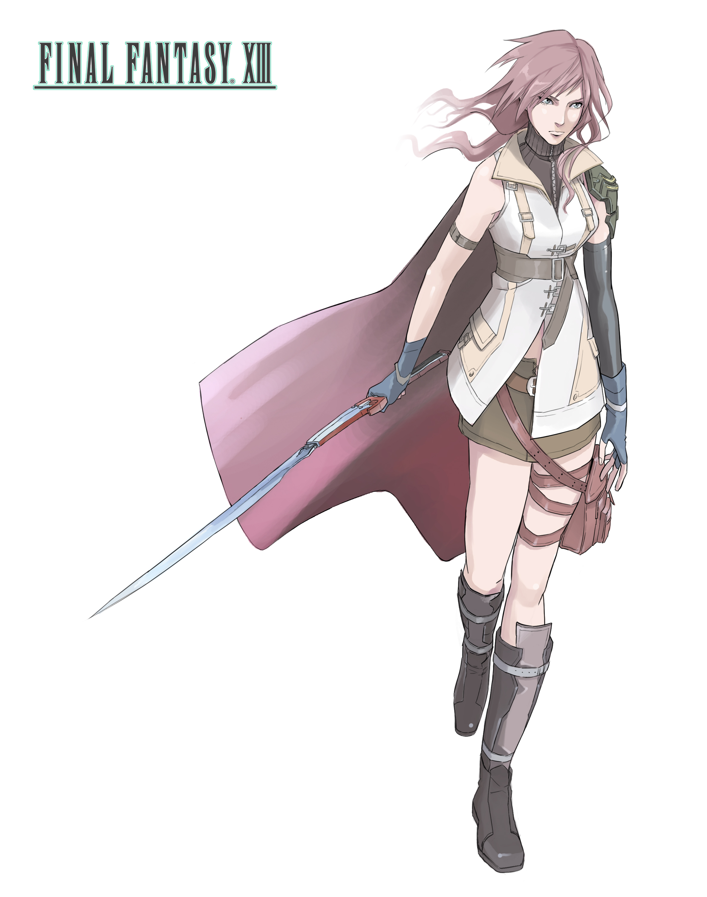 Lightning Farron - Final Fantasy XIII