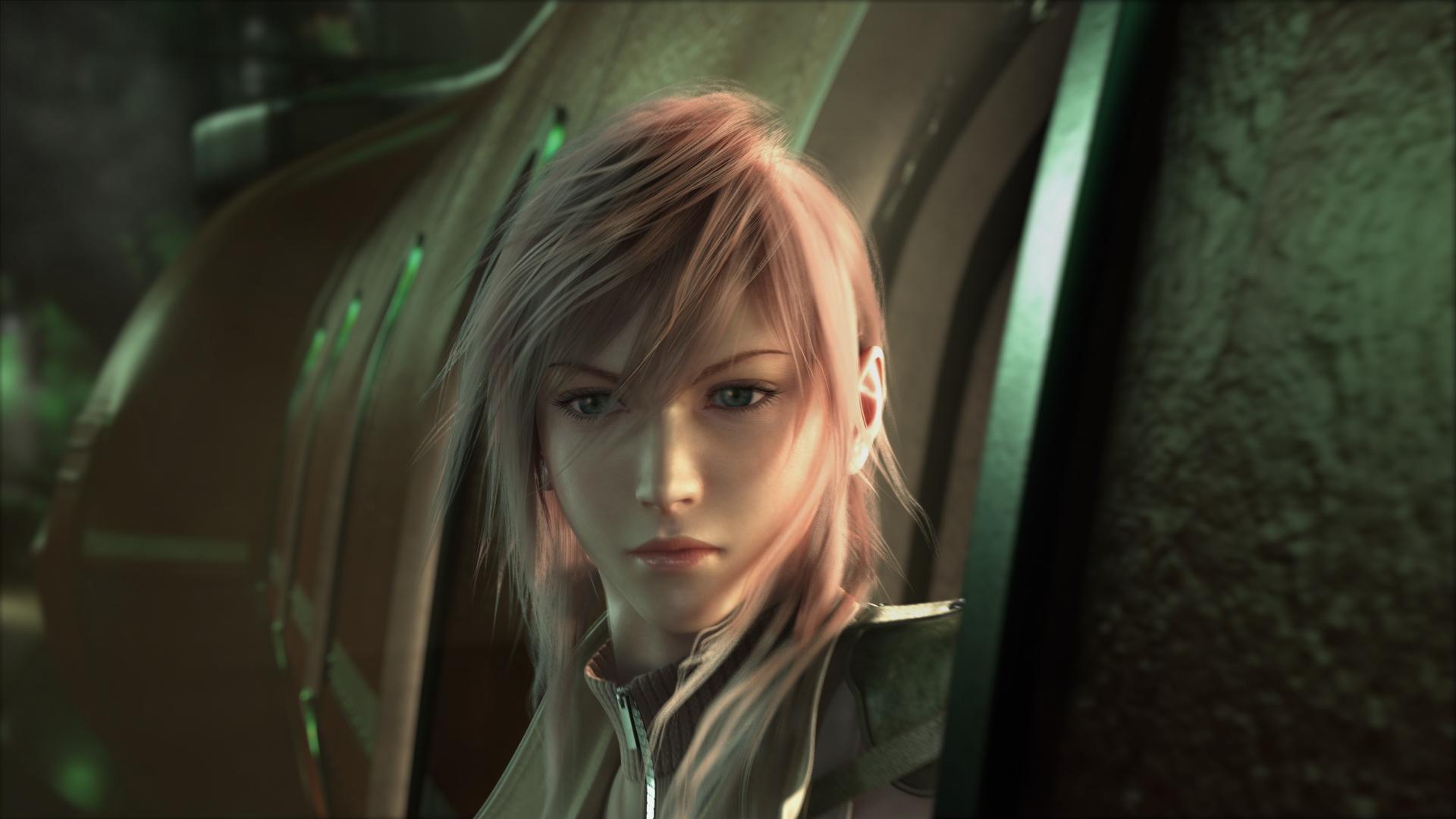 Lightning Farron Final Fantasy Xiii Hd Wallpaper 751552