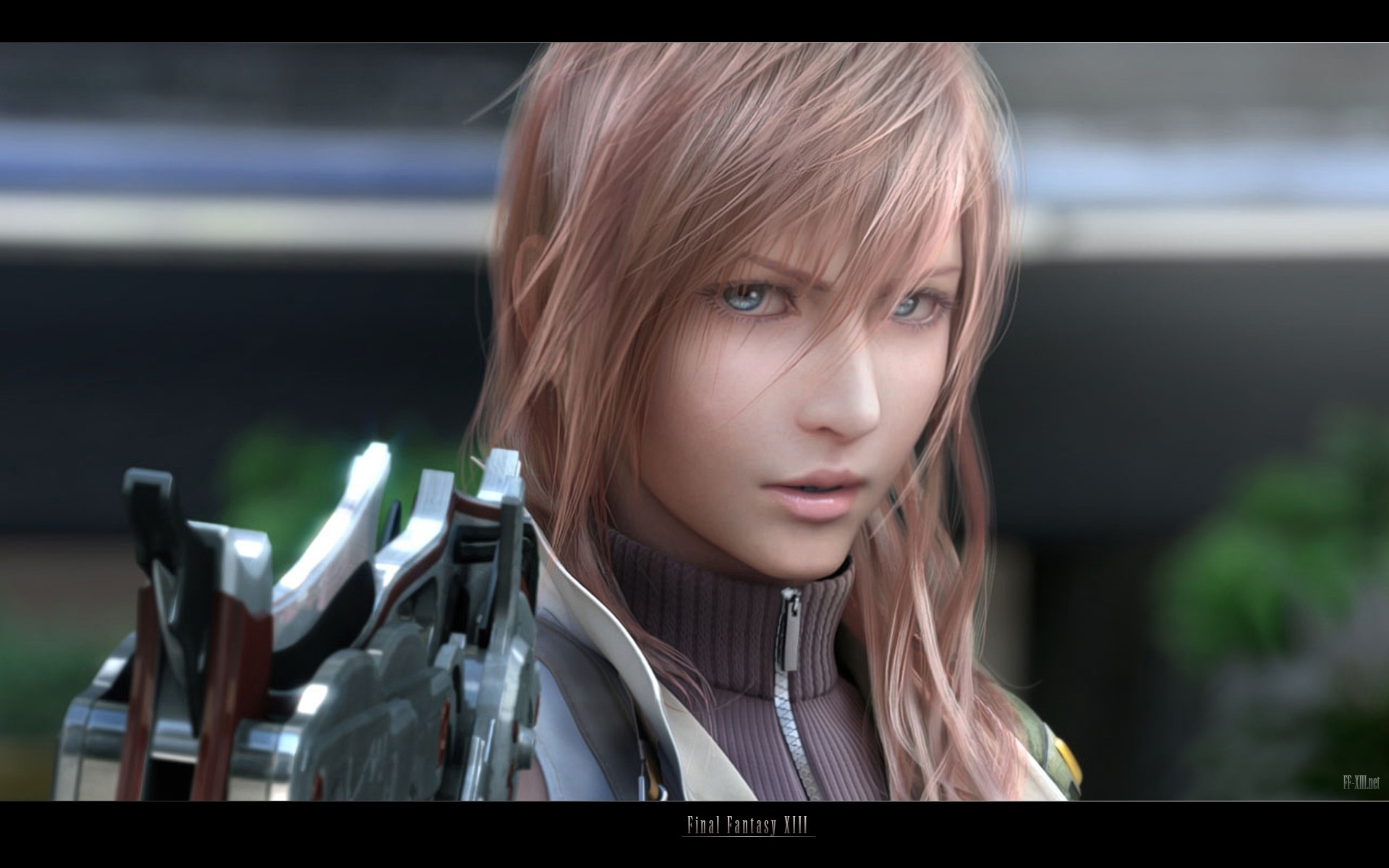 Lightning farron relaxing final fantasy xiii 3d
