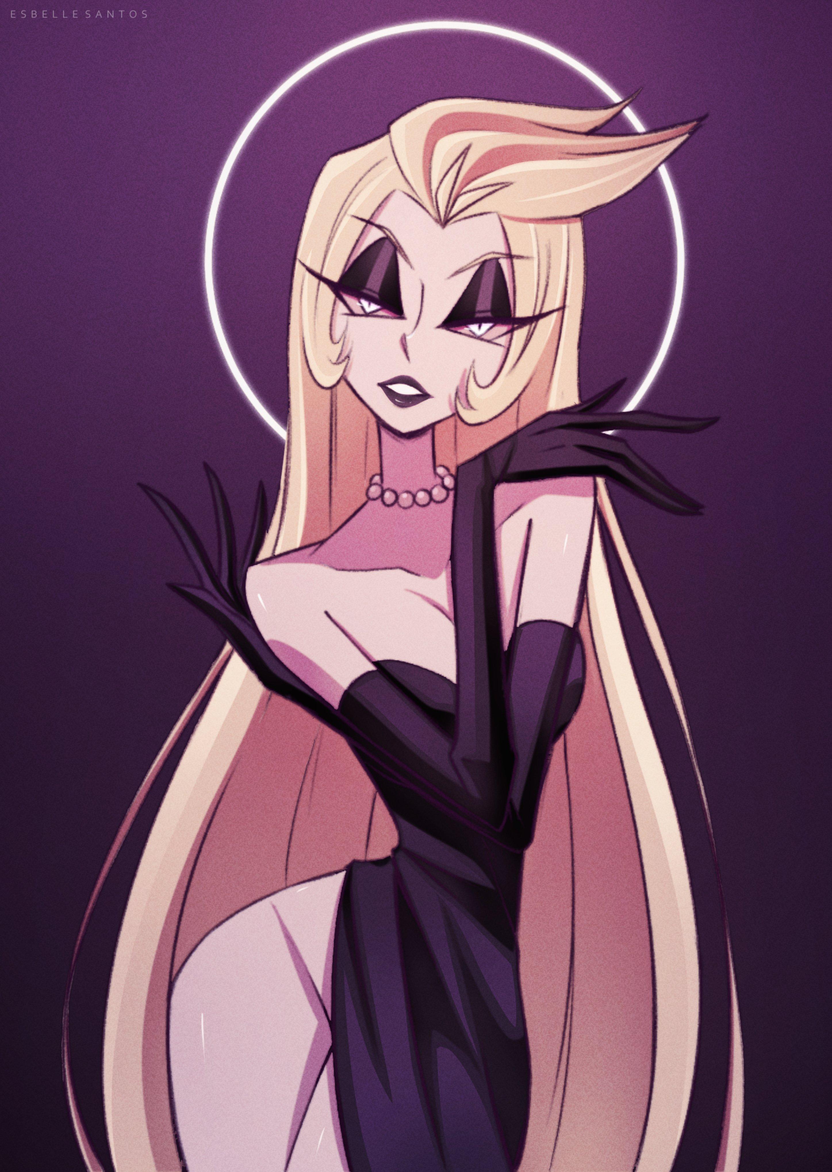 Lilith (Hazbin) - Hazbin Hotel - Image #3230813 - Zerochan Anime Image Board