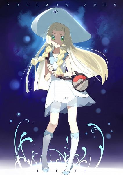 Tags: Anime, Kshabillya, Pokémon Sun & Moon, Pokémon, Lillie (Pokémon), Shoulder Bag