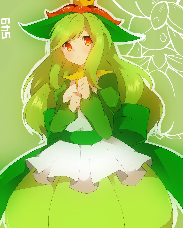Lilligant - Pokémon - Image #1226871 - Zerochan Anime ...