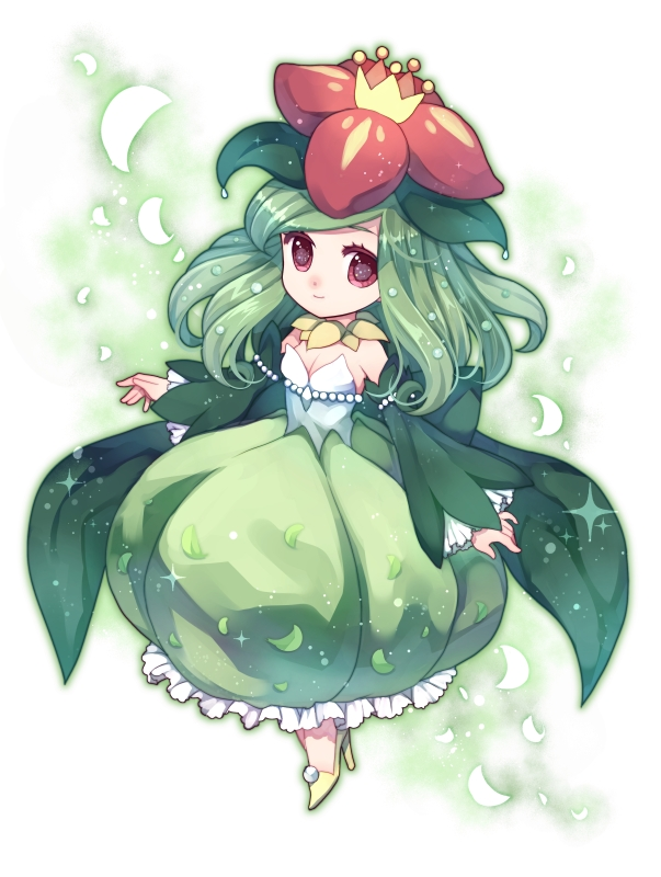 Tags: Anime, Wasabi (W.label), Pokémon, Lilligant