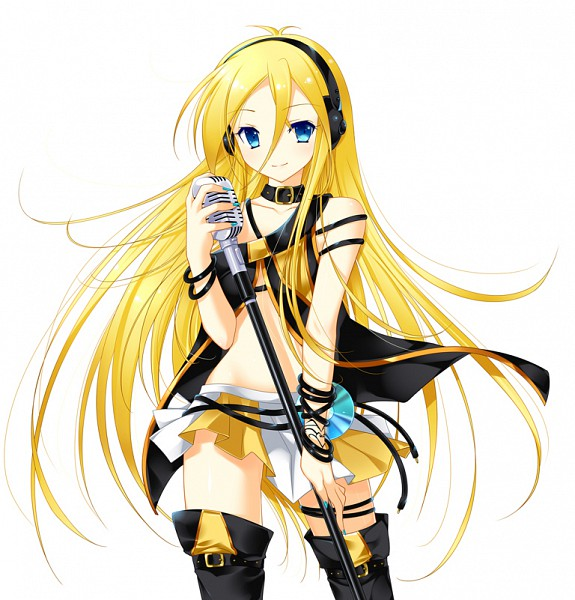 lily vocaloid wallpaper - photo #26