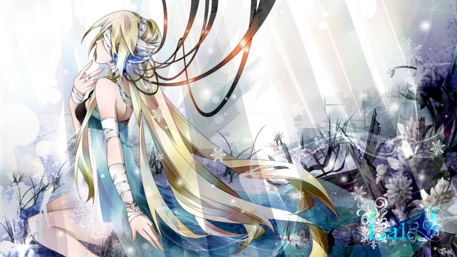 lily vocaloid wallpaper - photo #14