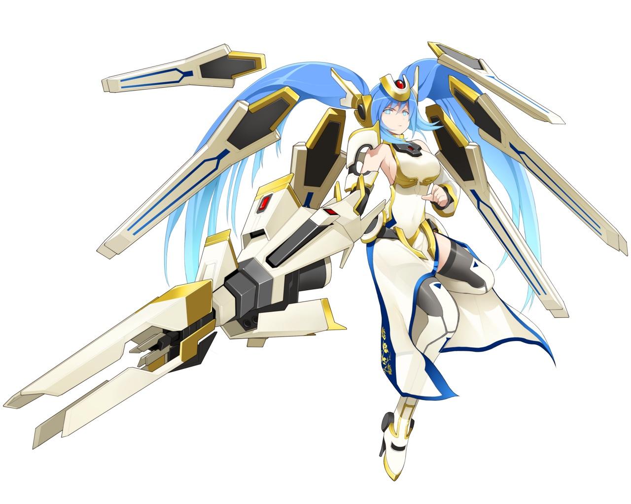 Lily Rain Eve Cosmic Break Image 886686 Zerochan Anime Image