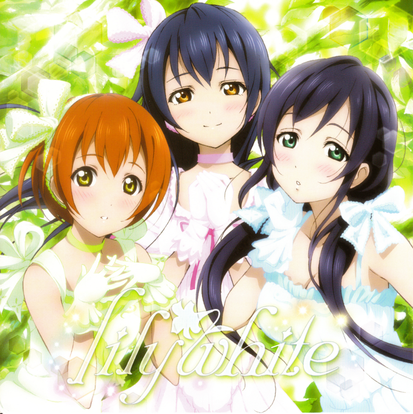 Love Live School Idol Project Lily White