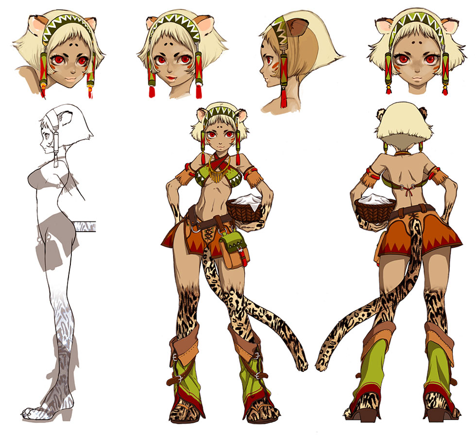 Design My Anime Character : Lime odyssey the chronicles of orta  zerochan