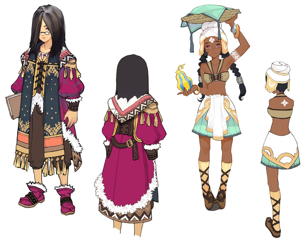 Game Character Design Complete Pdf : Lime odyssey the chronicles of orta  zerochan
