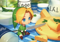 Link (Toki no Ocarina)