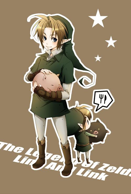 Pregnant Link 18