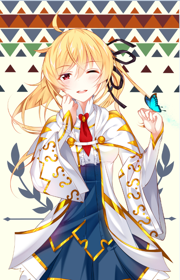 Tags: Anime, Pixiv Id 11844472, Saijaku Muhai no Bahamut, Lisesharte Atismata, PNG Conversion, Mobile Wallpaper, Original