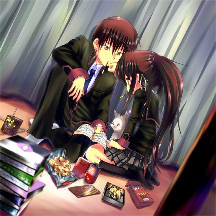 Little Busters! Image #1661095