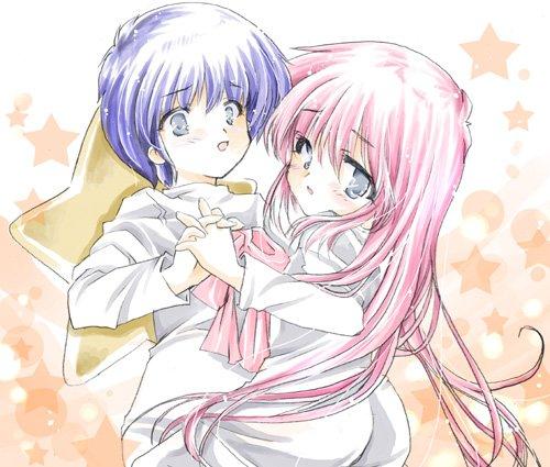 Tags: Anime, Sanrio, Kiki (Sanrio), Lala (Sanrio), Little Twin Stars