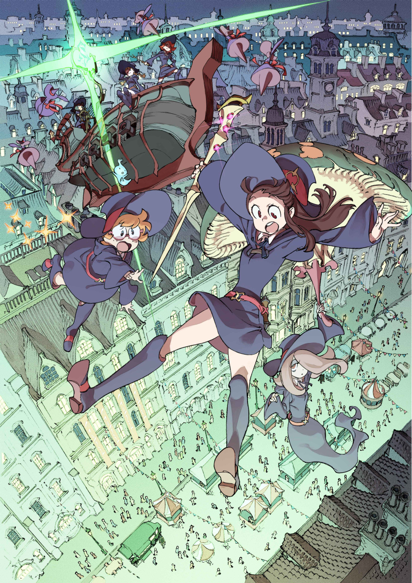 Little Witch Academia · download Little Witch Academia image