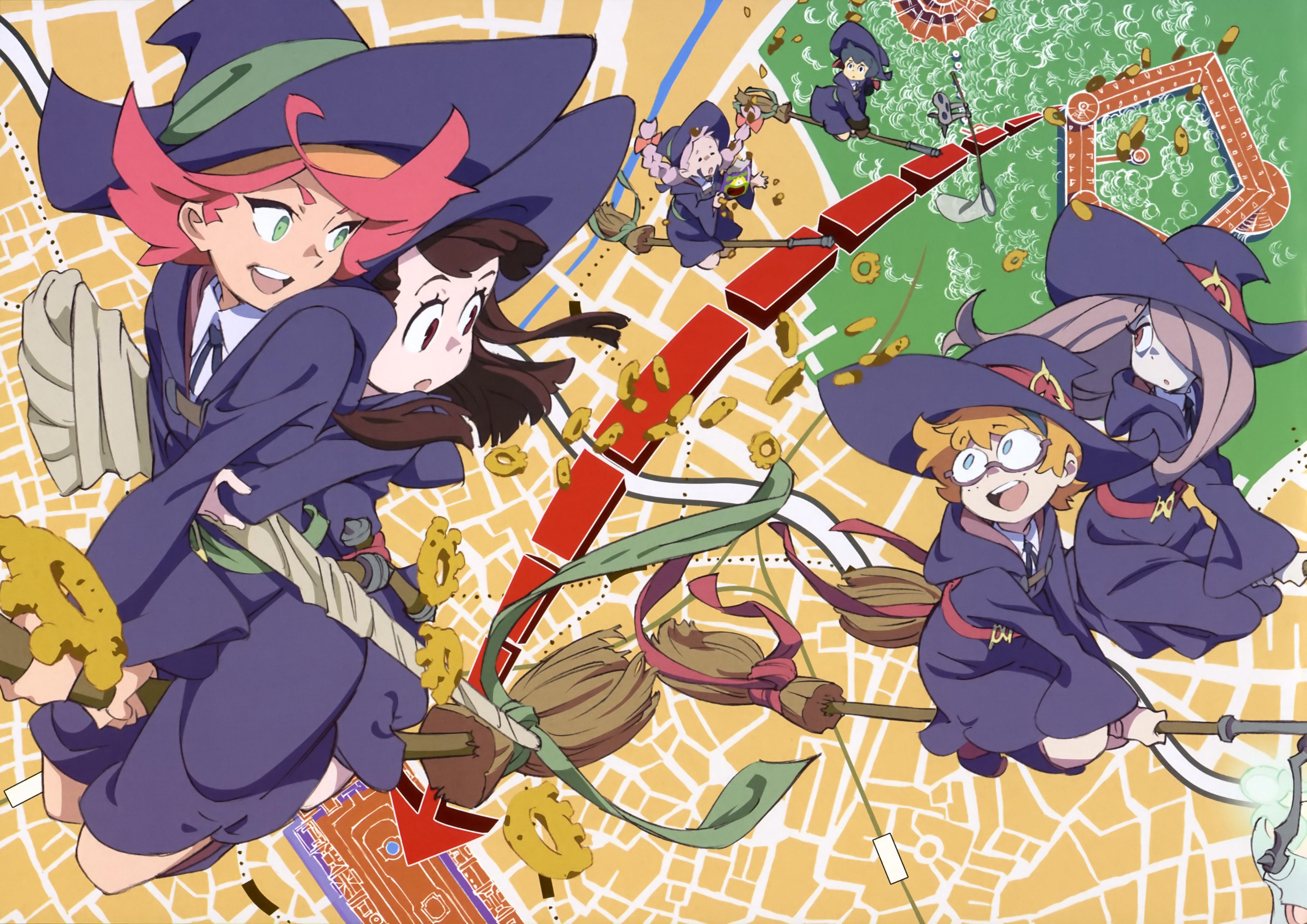 little witch academia - zerochan anime image board