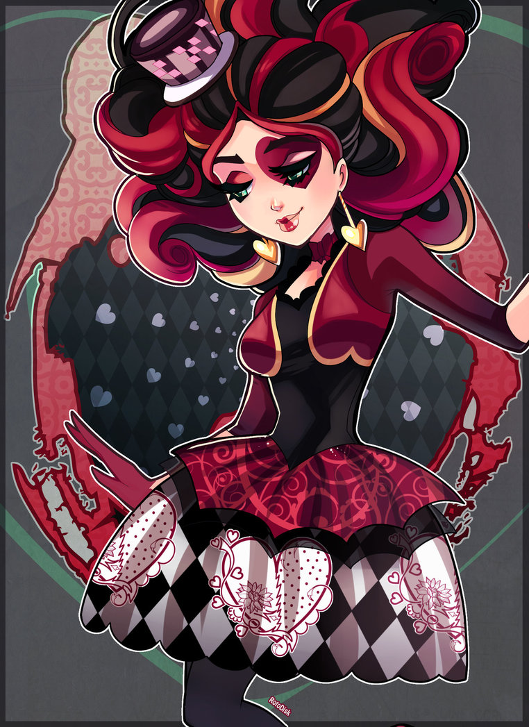 Lizzie Hearts Ever After High Zerochan Anime Image Board