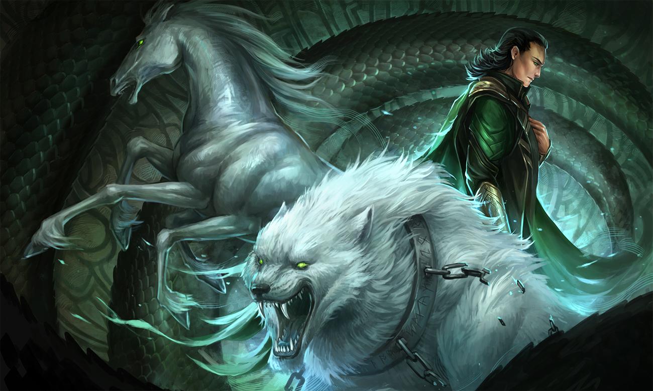 Loki Laufeyson - Marvel - Image #1136141 - Zerochan Anime Image Board