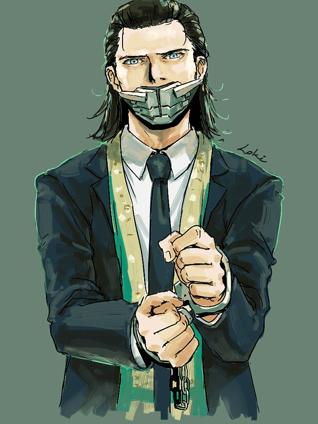 Loki Laufeyson - Marvel - Image #1151463 - Zerochan Anime ...