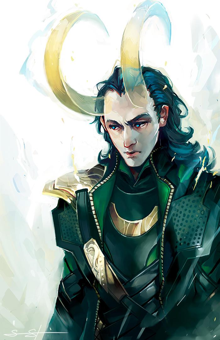 Loki Laufeyson - Marvel | page 3 of 12 - Zerochan Anime ...