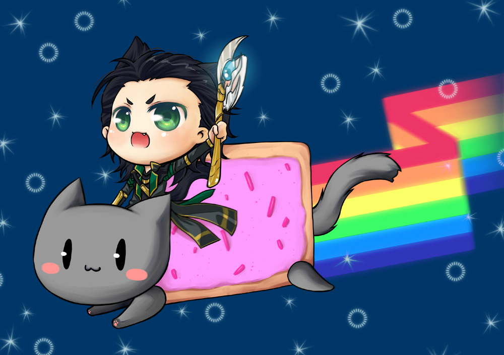 Nyan Cat Undertale