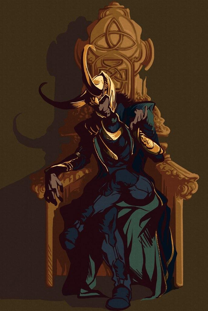 Loki Laufeyson/#1338485 - Zerochan