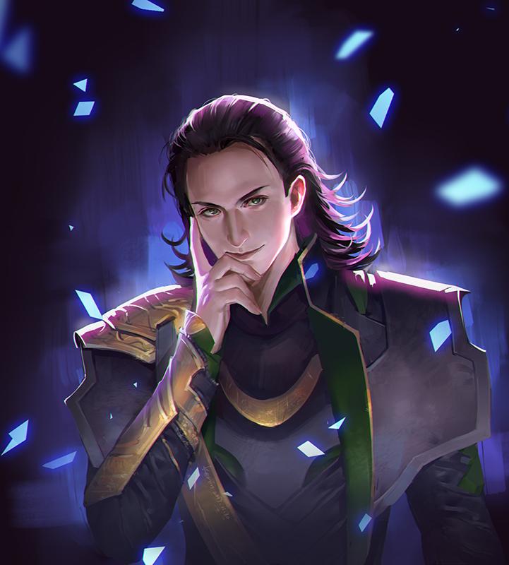 Loki Laufeyson, Fanart | page 11 - Zerochan Anime Image Board