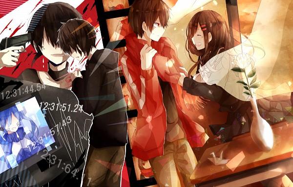 Tags: Anime, Pixiv, Enomoto Takane, Kagerou Project, Pixiv Id 1800982
