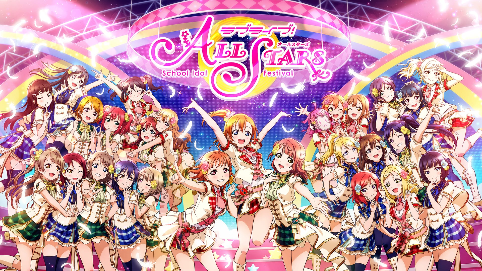 Love Live Wallpaper Zerochan Anime Image Board