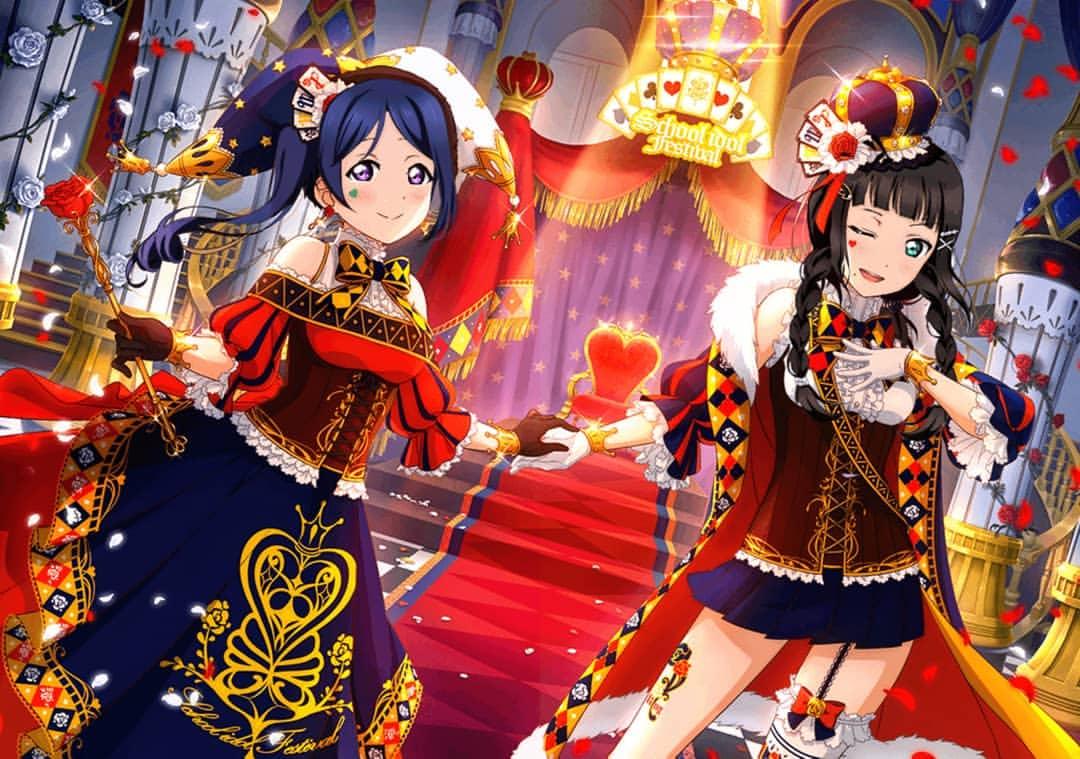 Love live character kotori minami 9