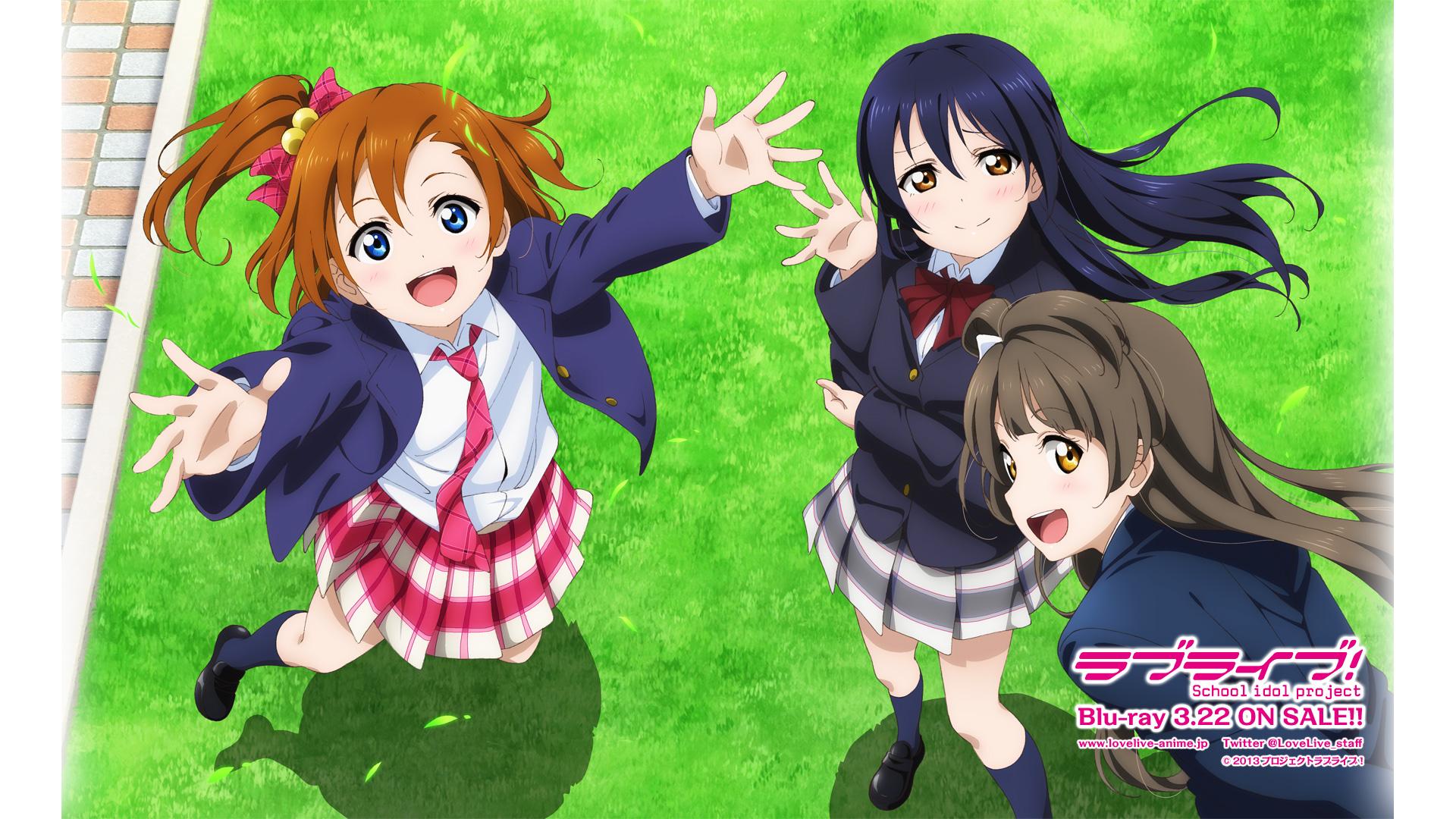 Love Live Wallpaper Hd New: Love Live! HD Wallpaper #1437733