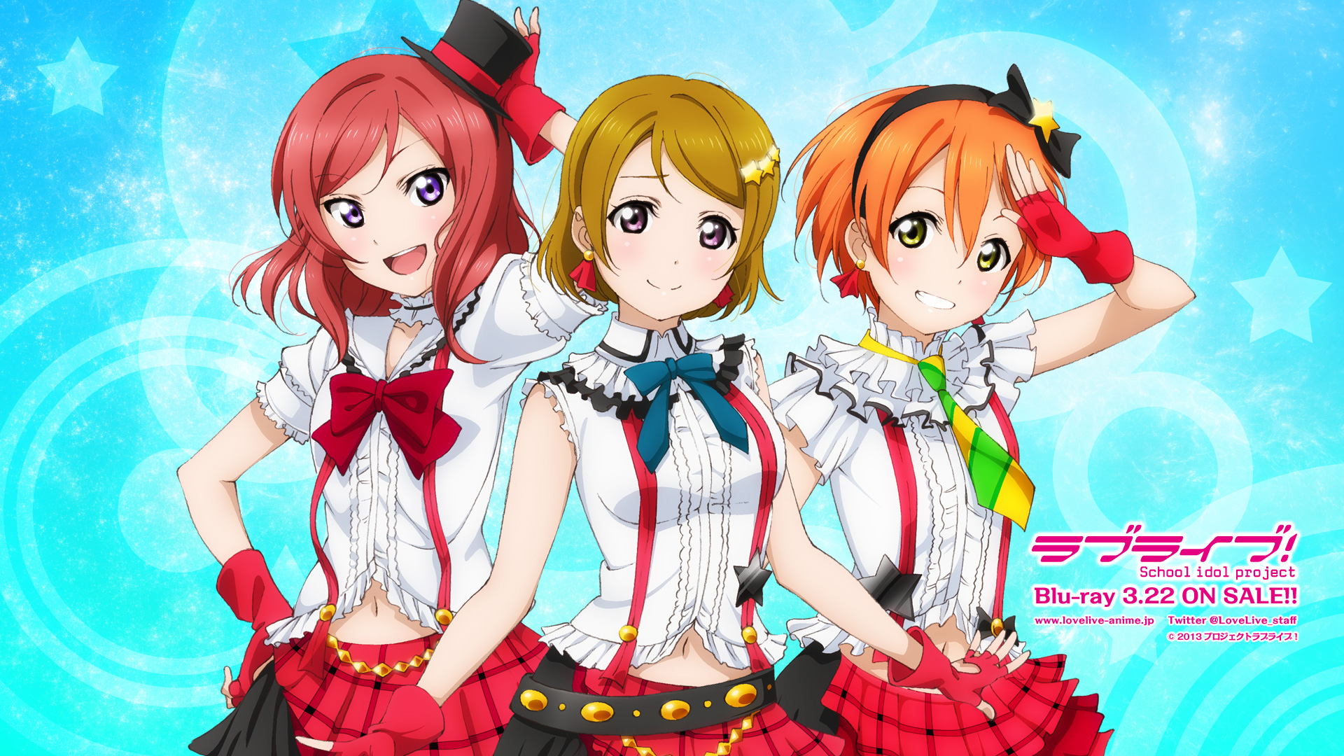 Love Live! HD Wallpaper #1437742 - Zerochan Anime Image Board