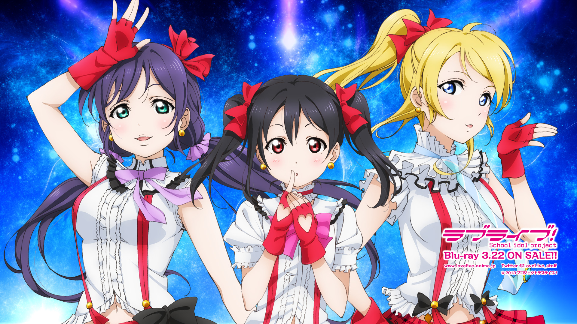 Love Live Wallpaper Desktop : Love Live!, Wallpaper - Zerochan Anime Image Board