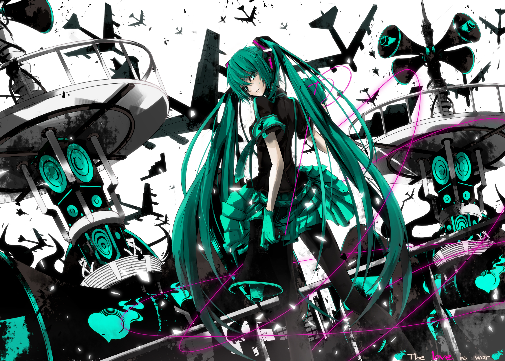 tags anime vocaloid hatsune - photo #34