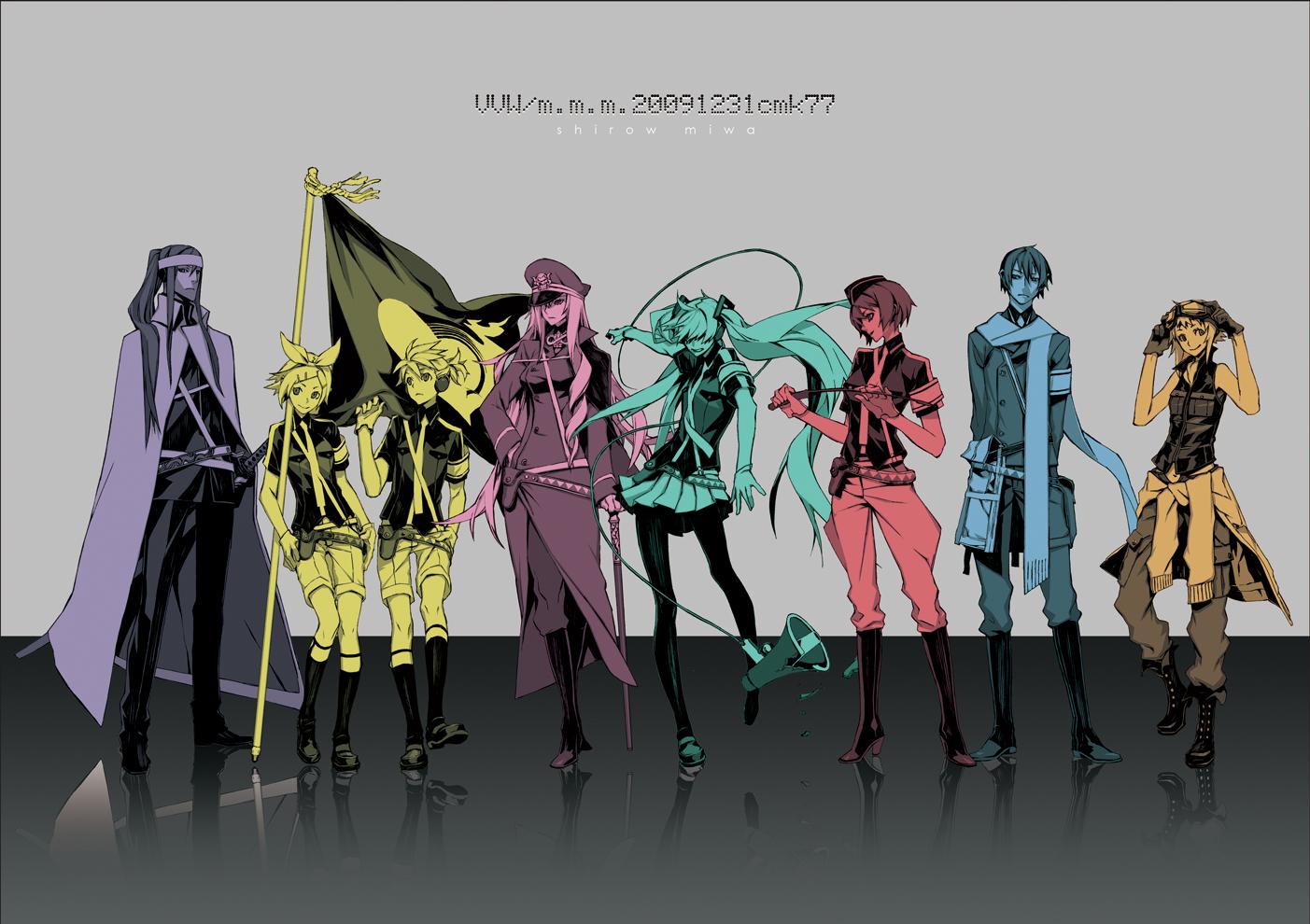 Love is War - VOCALOID - Image #98923 - Zerochan Anime ...