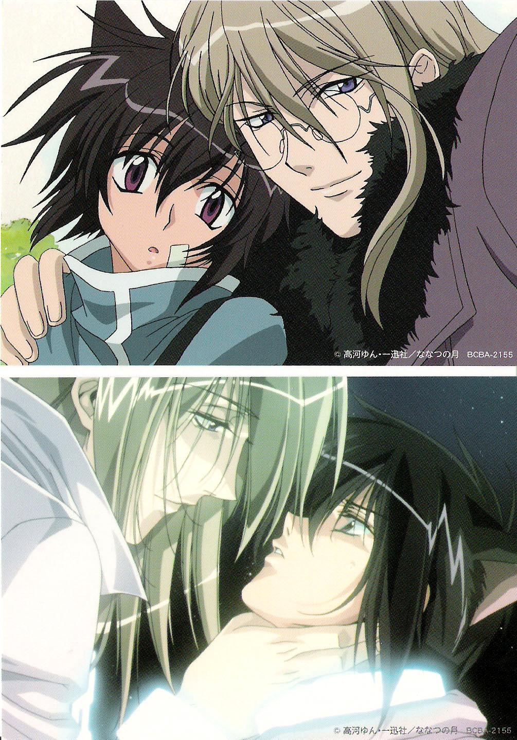 Tags anime j c staff loveless aoyagi ritsuka agatsuma soubi scan
