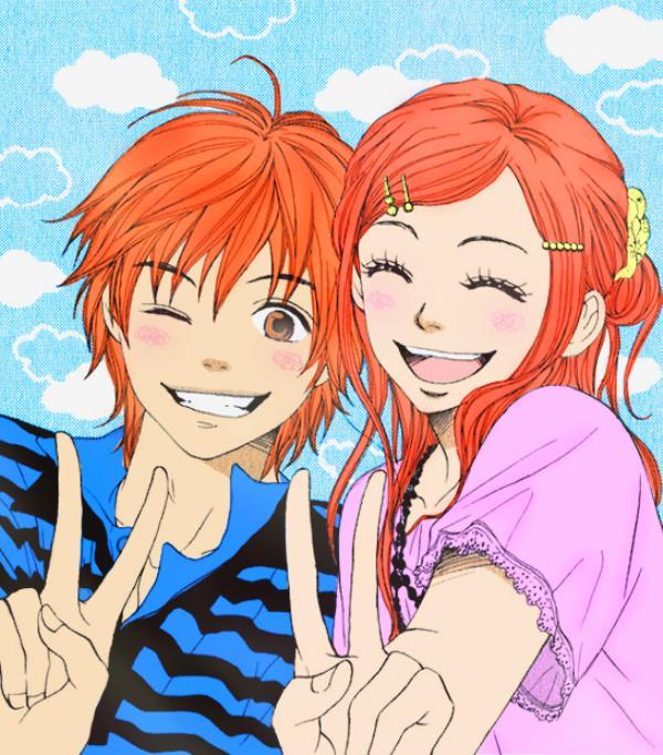 Tags: Anime, Lovely Complex, Koizumi Risa, Ootani Atsushi, Colorization