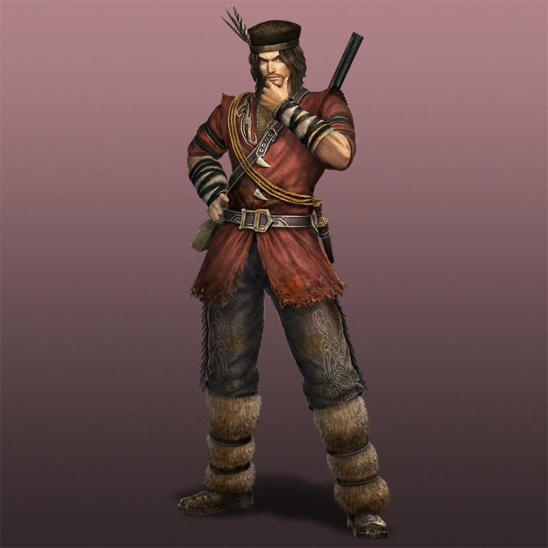 Warriors Orochi 4 Facial Expression: Lu Meng/#1417729