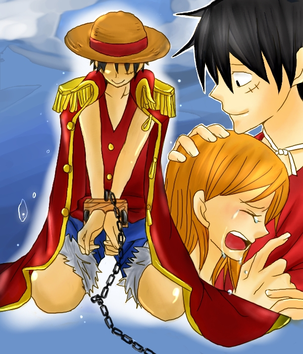 Tags: Anime, ONE PIECE, Monkey D. Luffy, Nami (ONE PIECE), LuNa (Pairing), Straw Hat Pirates