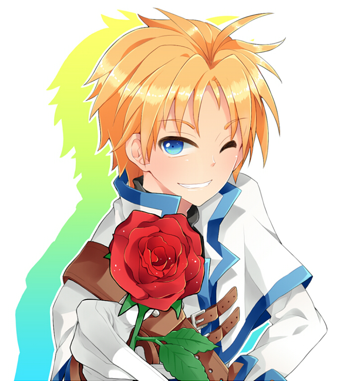 Tags: Anime, Pixiv Id 737618, Tales Weaver, Lucian Kaltz