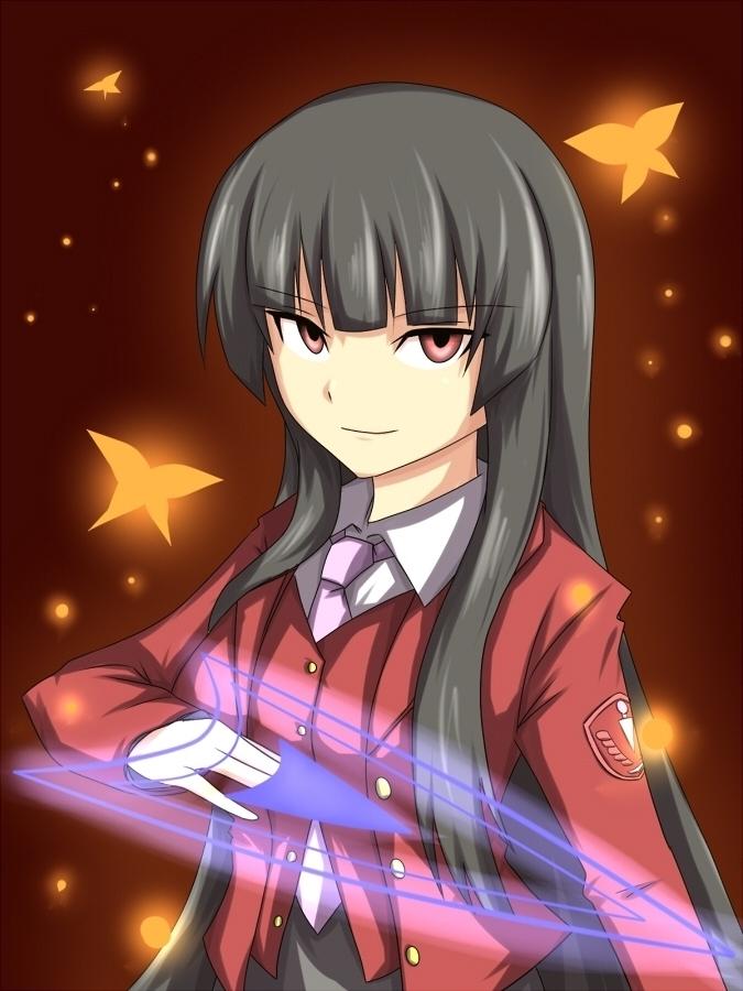 Tags: Anime, 07th Expansion, Umineko no Naku Koro ni, Lucifer (Sister of Purgatory)