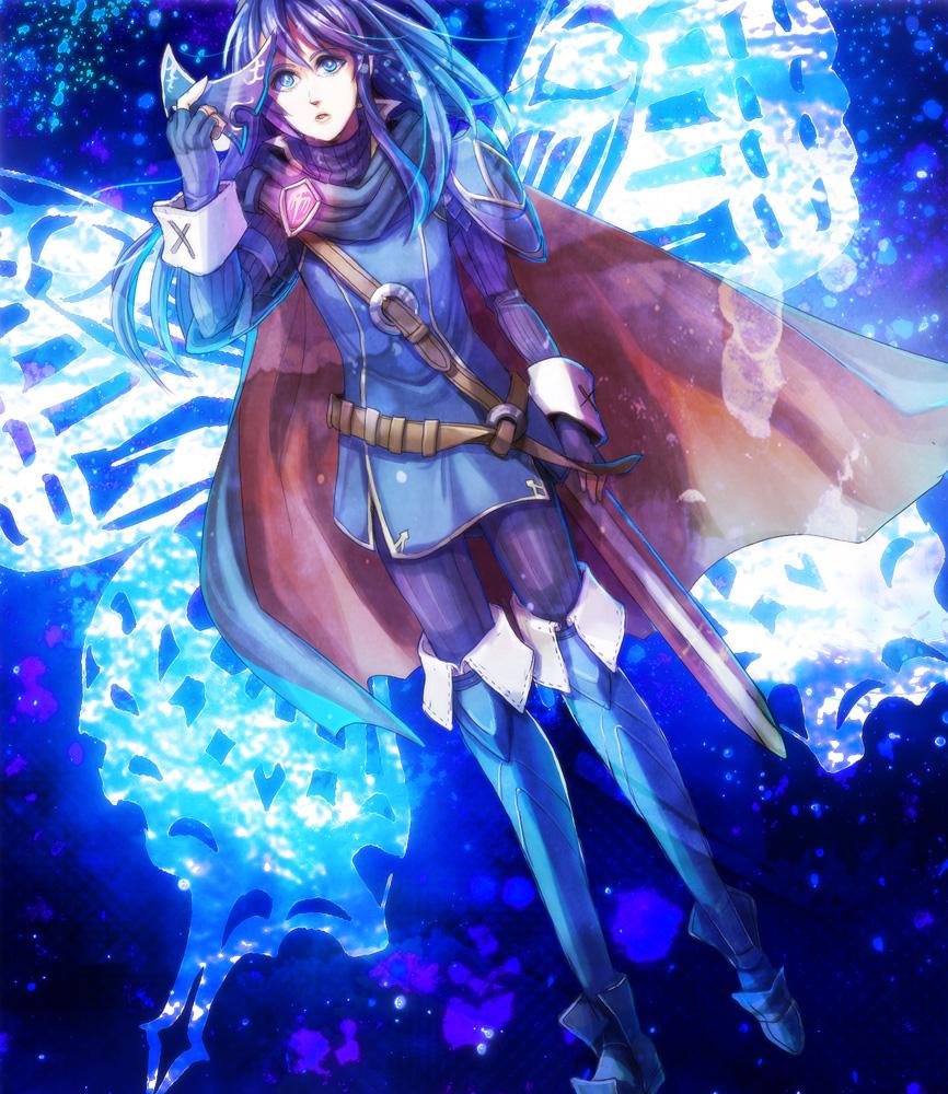 Lucina (Fire Emblem) - Fire Emblem: Kakusei - Image #1180863