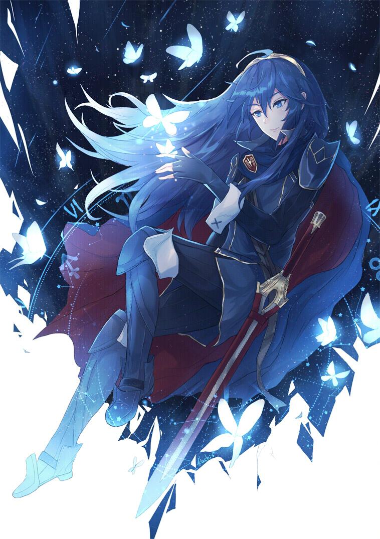 Lucina fire emblem fire emblem kakusei page 2 of 5 - Fanart anime wallpaper ...