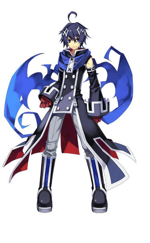 Tags: Anime, Nippon Ichi Software, Trinity Universe, Lucius (Trinity Universe)